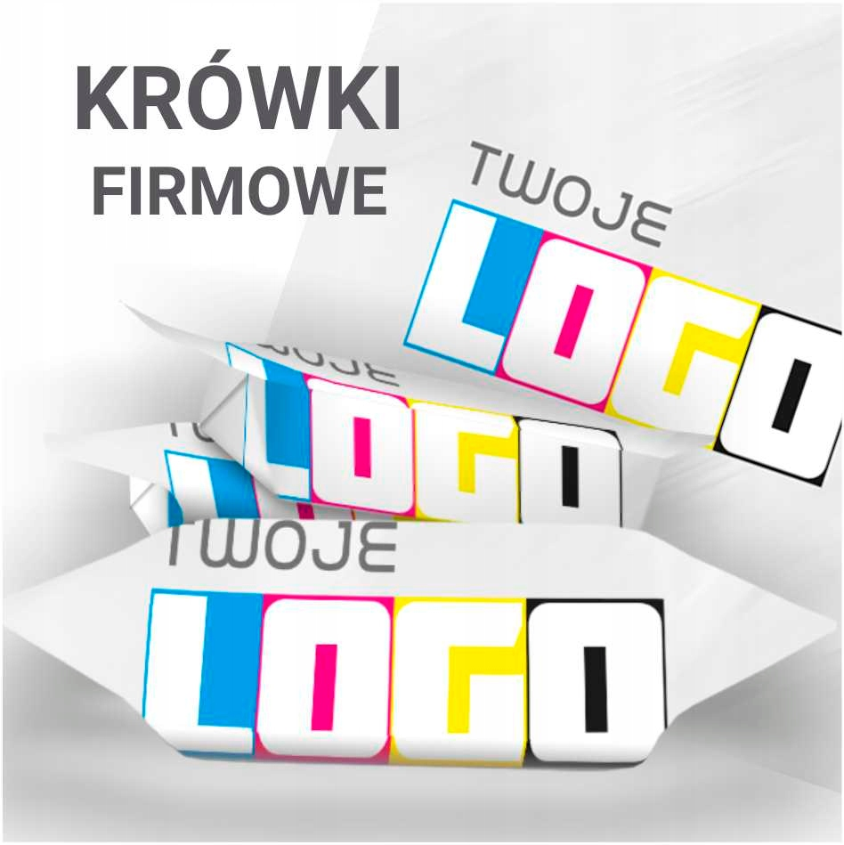 krówki firmowe z twoim logo