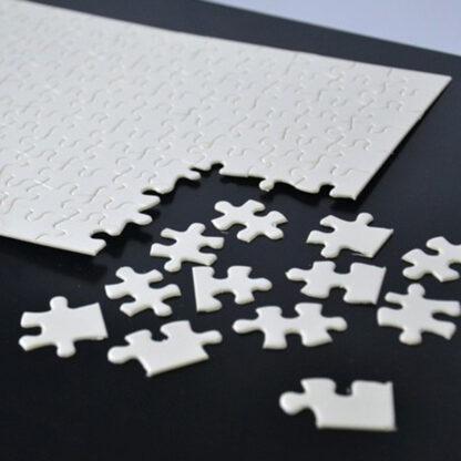 puzzle 110 elementów z nadrukiem